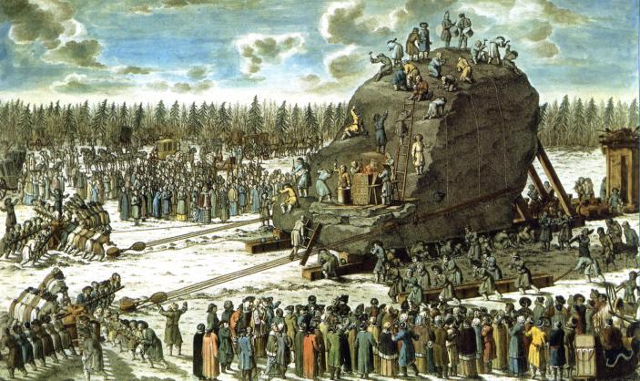 Статуэтка Медный всадник (Памятник Петру I)