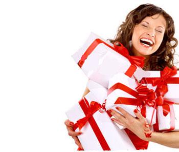 как купить подарок девушке